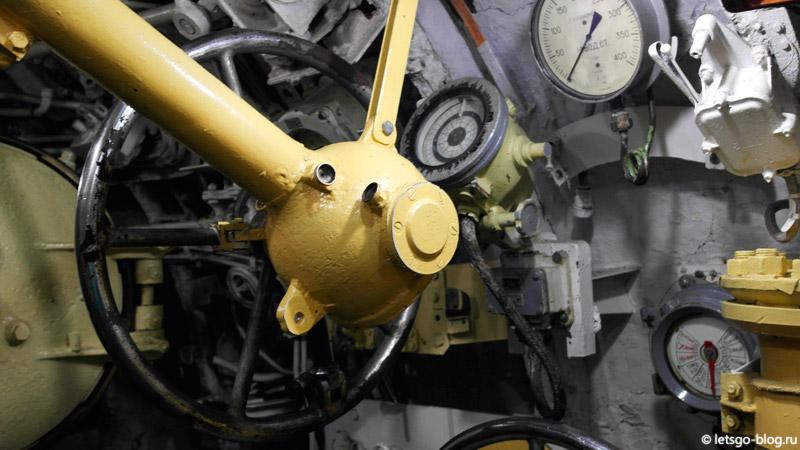 Музей-подводная лодка С-189 СПб