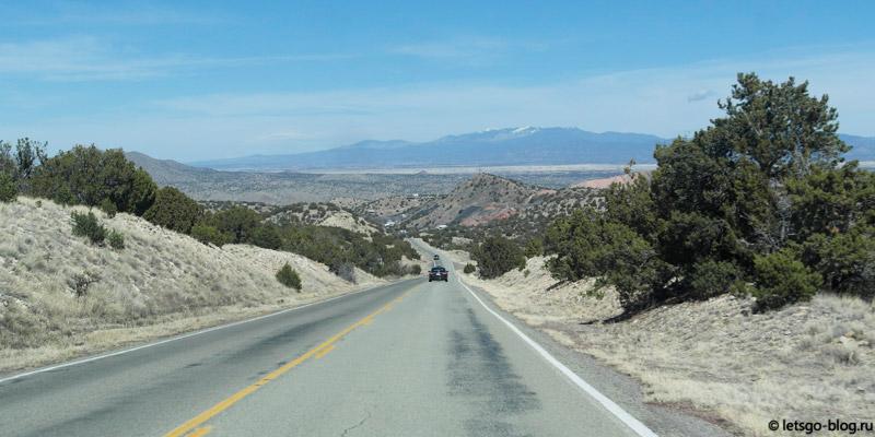 Бирюзовая тропа (Turquoise Trail)