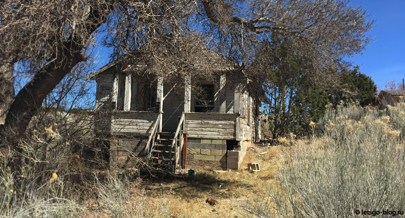 Голден (Golden), Нью-Мексико