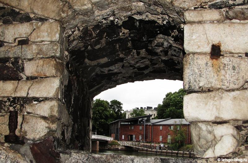 Крепость Суоменлинна