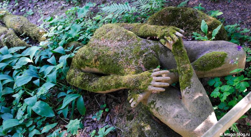 Парк скульптур Париккала