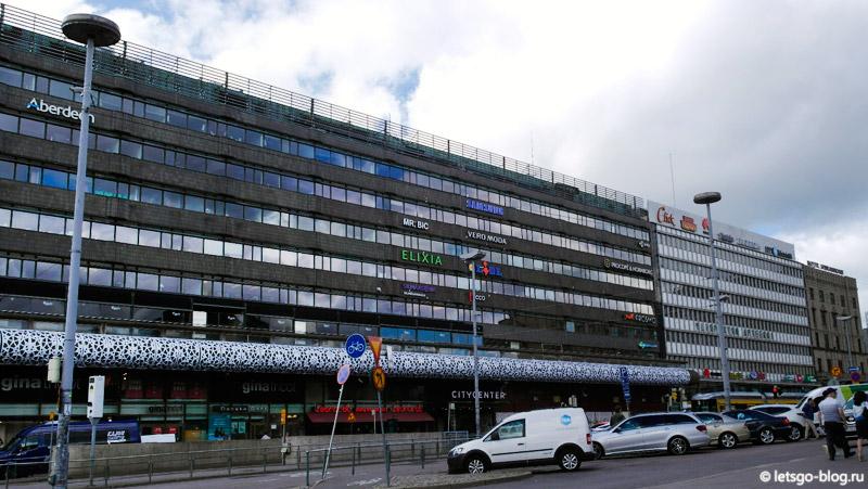 хельсинки шоппинг