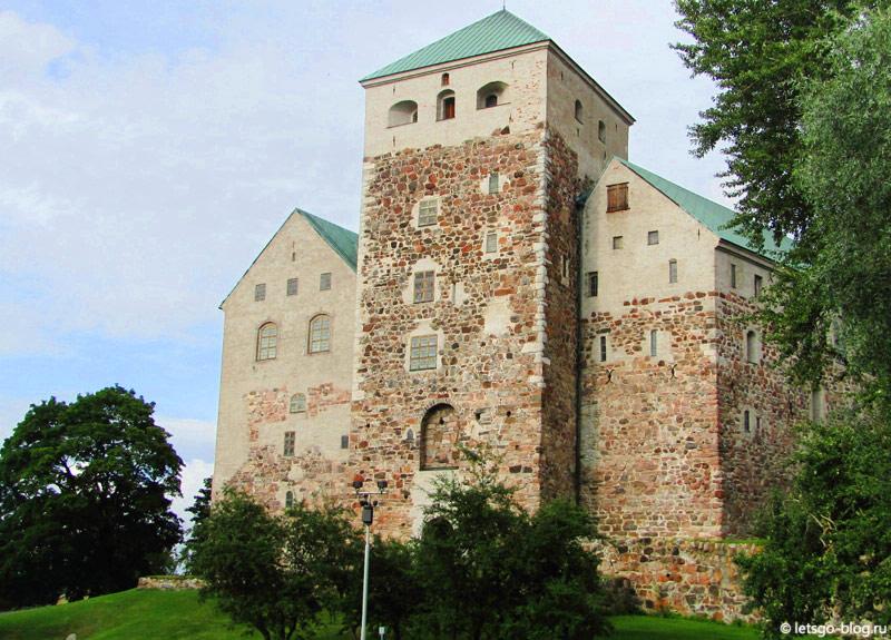 Замок Або Турку