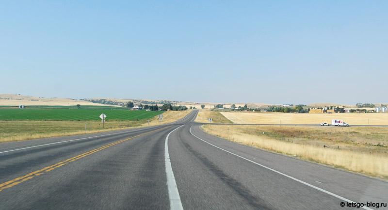Монтана США