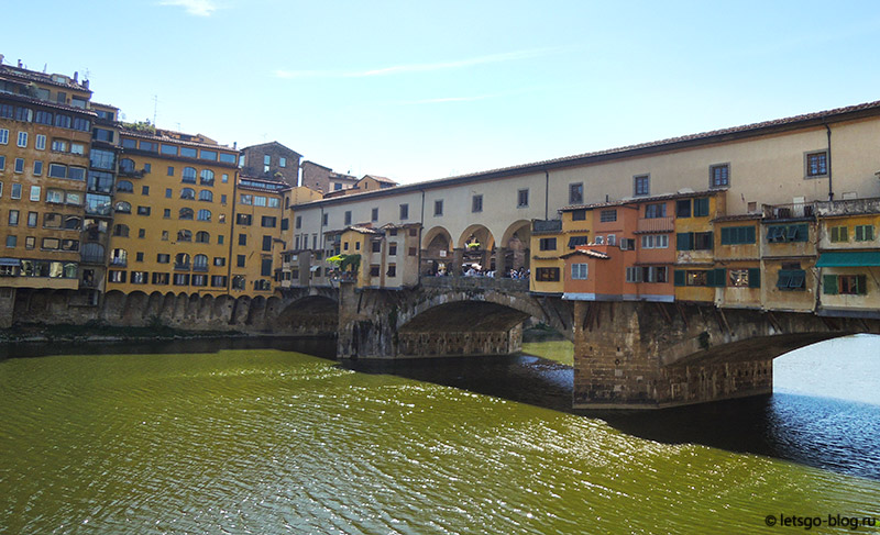 Старый мост Флоренция
