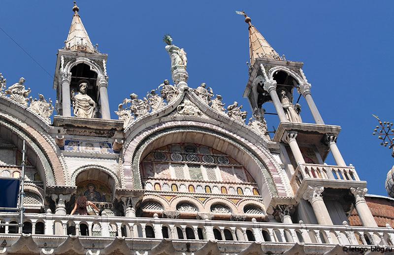 Площадь Сан Марко Венеция