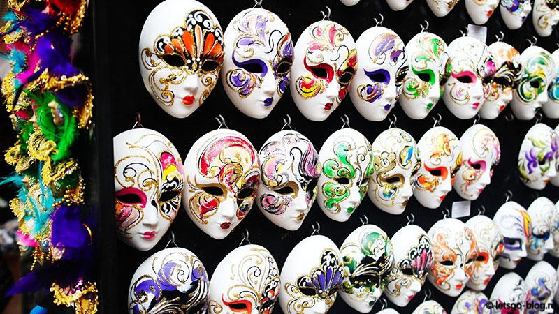 Сувениры из Венеции