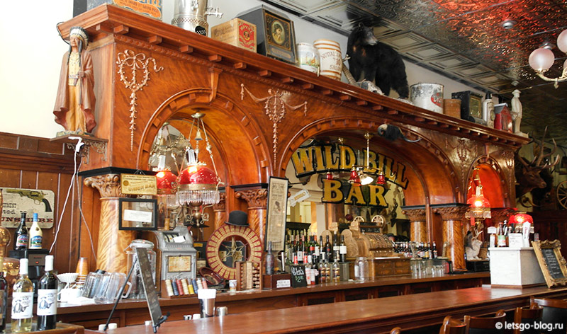 Дедвуд Wild Bill Bar