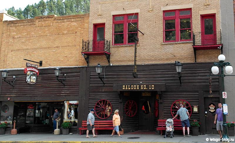 Дедвуд Saloon #10
