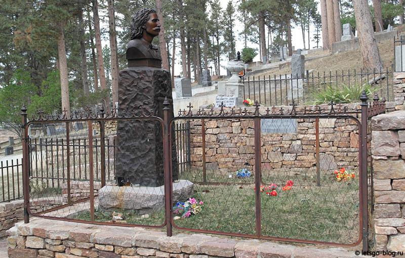 Кладбище Маунт Морайа (Mount Moriah Cemetery) Дедвуд