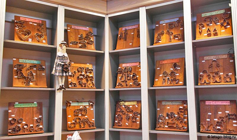 Музей имбирного пряника Прага