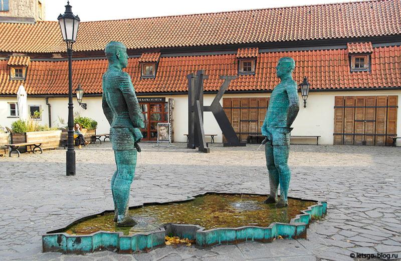 Музей Кафки Прага