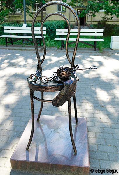 Бабушкин стульчик Зеленогорск