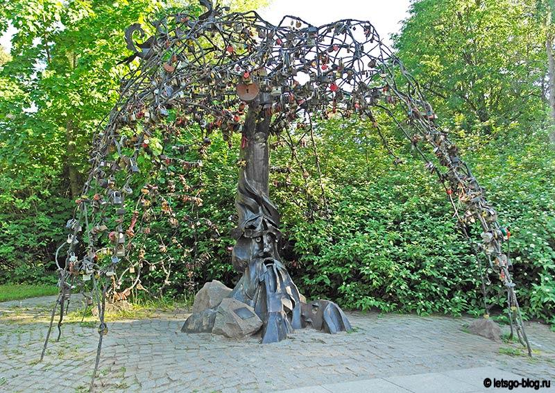Дерево счастья Зеленогорск